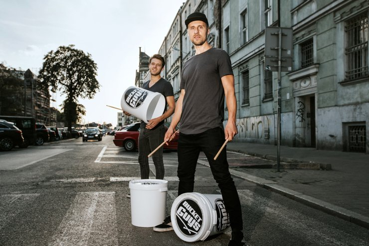 Bucket Guys - (POL) – Drumming Entertainment