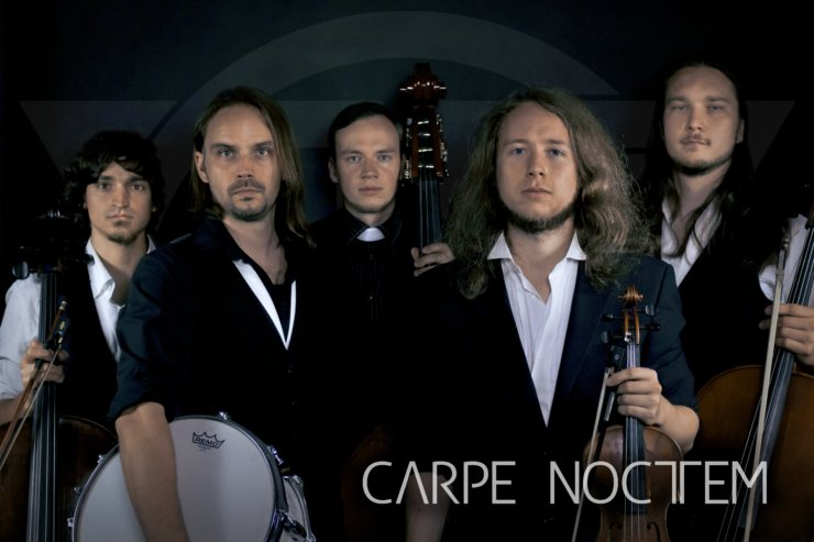 Carpe Noctem - (DE, RUS) – String-Metal